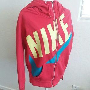 Nike Sportswear Hoodie Size Large